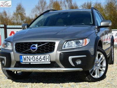 brugt Volvo XC70 2.0dm3 181KM 2015r. 165 000km 2.0 D4 181KM, automat, 1 wł, salon PL, fvat 23%, gwarancja