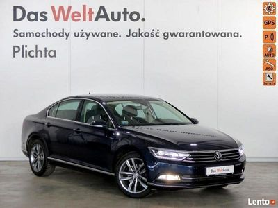 używany VW Passat Salon PL FV23 Gwarancja 2.0TSI 220KM 2015 HIGHLINE DealerPlichta