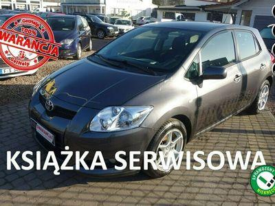 używany Toyota Auris 1.33VVT-i 101KM Klimatronic 155tys KM Książka Serwis I (2006-2012)