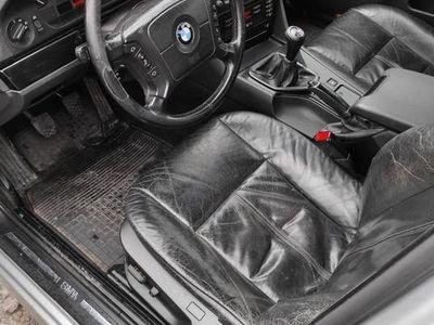 używany BMW 530 E39 D Manual Navi16/9 skóra, ważne opłaty. zamiana
