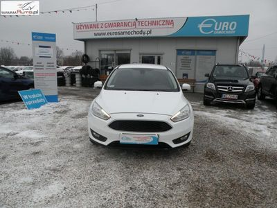 używany Ford Focus 1.5dm3 120KM 2015r. 133 000km F-Vat,Gwar,Sal.PL