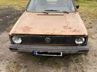 używany VW Golf I