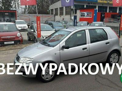 używany Fiat Punto Lifting Tylko 78tys km Bezwypadkowy Klima Rewelacyjny Stan! II FL (2003-2012)