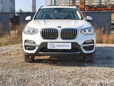 używany BMW X3 30i, Serwis ASO, Bezwypadkowy