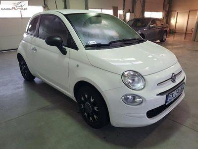 używany Fiat 500 500 1.2dm3 69KM 2018r. 13 198km 15-,1.2 Pop
