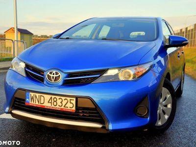używany Toyota Auris II