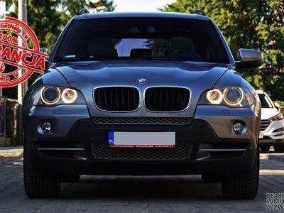 używany BMW X5 3dm 235KM 2007r. 250 000km
