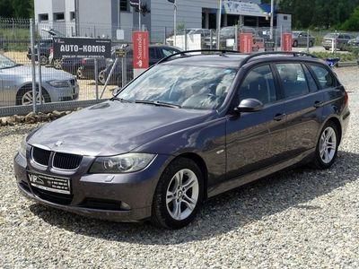 używany BMW 320 SERIA 3 D 177KM SKÓRA XENON K.SERWISOWA