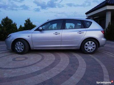używany Mazda 3 rok produkcji 2005, dobry stan, niski przebieg