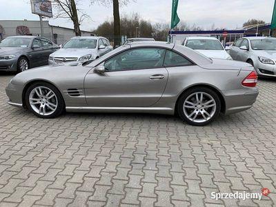 używany Mercedes SL500 5.5dm 388KM 2006r. 240 000km