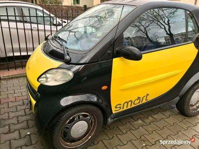 używany Smart ForTwo Coupé po kapitalnym remoncie