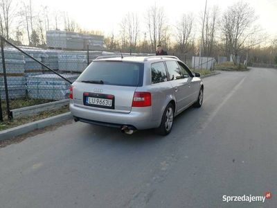 używany Audi A6 C5 2.7 biturbo quattro