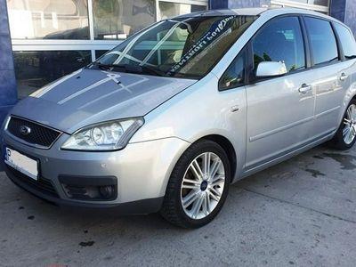 used Ford C-MAX I Ghia - zarejestrowany w Polsce