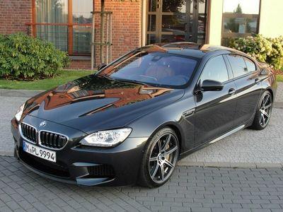 używany BMW M6 4.4dm 575KM 2014r. 39 985km