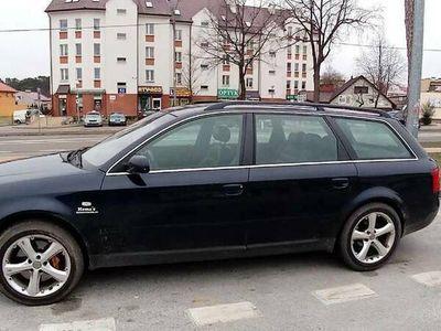 używany Audi A6 c5, 2,7 T. QUATTRO. Lpg stag4.