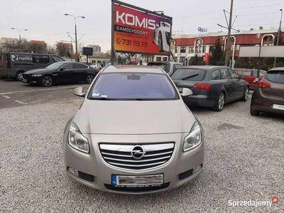 używany Opel Insignia salon PL, TURBO, 4x4, 220 KM nawigacja 2.właściciel ,serwisy w A