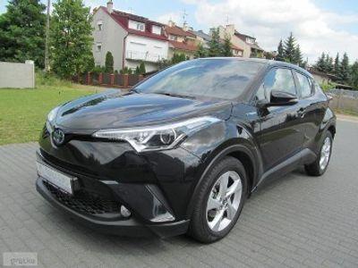 używany Toyota C-HR 1,8 HYBRID 122 kM Salon Polska, F-VAT, gwarancja
