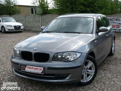 używany BMW 116 SERIA 1 116 i 122km ROK Gwarancji GRATIS Lift 5 Drzwi Klima automat