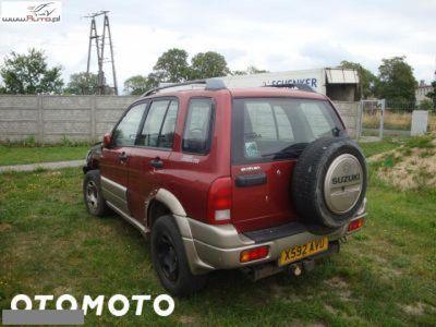 używany Suzuki Grand Vitara 2dm3 2001r. 160 000km sprzedam całość lub wszystko z t