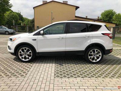używany Ford Kuga 2017 r. TITANIUM