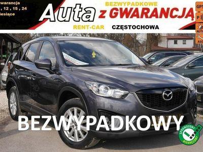 używany Mazda CX-5 2.2D*150PS*OPŁACONY Bezwypadkowy Navi Serwis VIP GWARANCJA24Miesiące