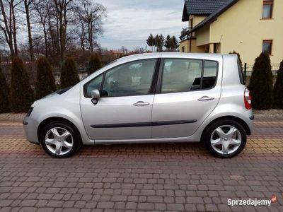 używany Renault Modus 16 i 16v klimatyzacja z Niemiec po