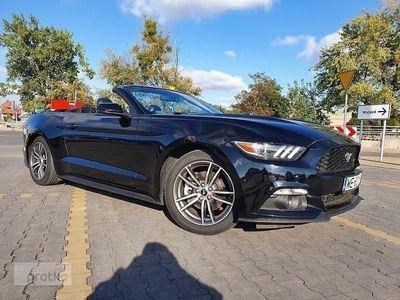 używany Ford Mustang VI Ekonomiczny 2,3 - 317 KM - stan auta półrocznego - idealny z gwaranc
