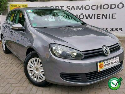 używany VW Golf 1.6 MPI Benzyna 109 KM climatronic, sprowadzony, GWARANCJA VI (2008-2012)