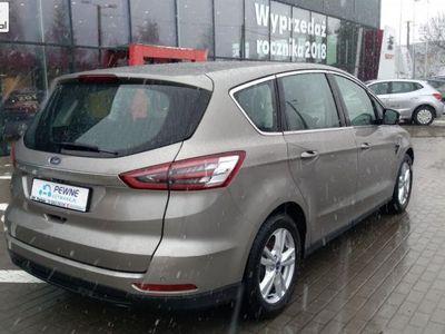 używany Ford S-MAX Titanium 2.0 TDCi 150KM *ASO *FV23%