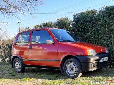 używany Fiat Cinquecento 900 1995r. z gazem