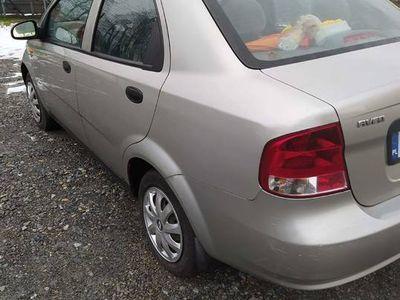 używany Chevrolet Aveo 1.4 benzyna