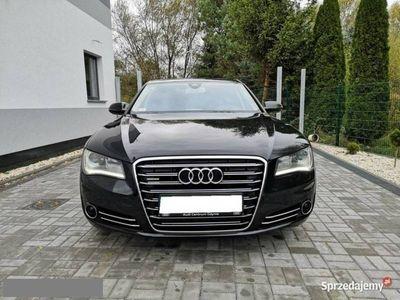używany Audi A8 3dm 250KM 2012r. 209 000km