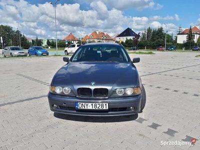 używany BMW 525 SERIA5 e39 d 163km TOURING Manual Skóry Alufelgi