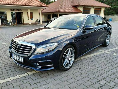 używany Mercedes S350 3dm 258KM 2015r. 75km