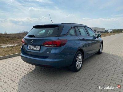 używany Opel Astra IV 1.6 CDTI Essentia, Pełen serwis, Faktura VAT