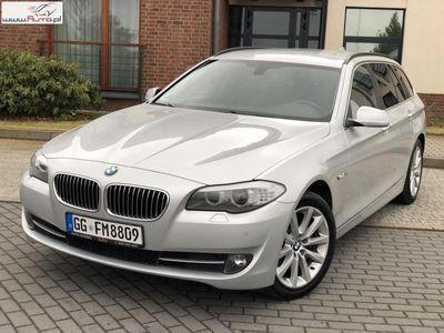 używany BMW 520 2dm3 218KM 2013r. 199 201km xDrive 218KM Xenon Led Navi Skóra Automat Sport !!!