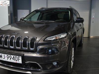 używany Jeep Cherokee 2.2dm 200KM 2017r. 4 000km