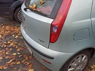 używany Fiat Punto II fl benzyna cng klimatyzacja