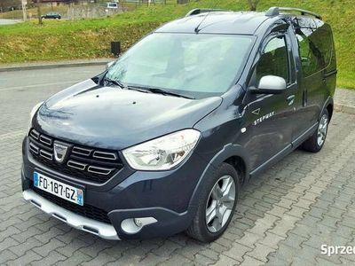 używany Dacia Dokker STEPWAY 1.5BlueDCi 95PS Navi Klima Kamera 17tkm
