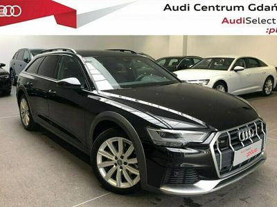 używany Audi A6 Allroad 3dm 286KM 2020r. 26 356km