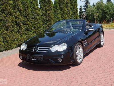 używany Mercedes SL55 AMG AMG 5.4dm 517KM 2006r. 167 000km