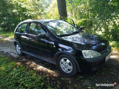 używany Opel Corsa 1.7dti Isuzu
