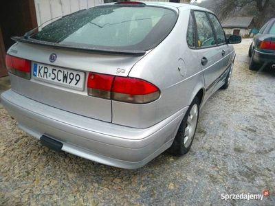 używany Saab 9-3 TiD