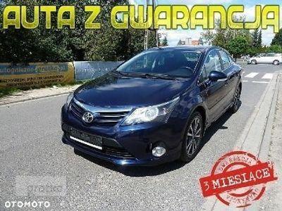 używany Toyota Avensis 2dm 124KM 2012r. 146 000km
