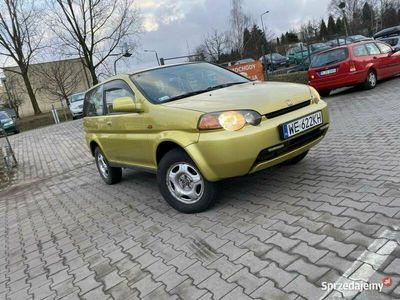 używany Honda HR-V * ZAMIANA * Automat 4X4 1.6 105KM ory. przebieg 152tys/km I (1998-2006)
