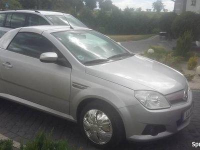 używany Opel Tigra Cabrio/Coupe 1.4benzyna tylko 5500