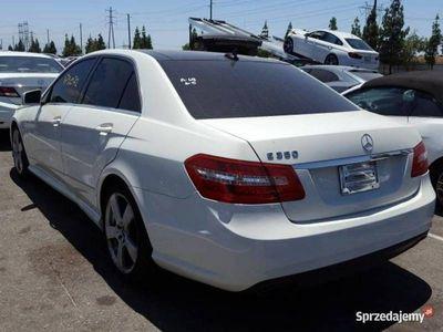używany Mercedes E350 E 350 -Benz3.5 V6 benz. 268KM W212 AUTOM. 2011 W212 (2009-)