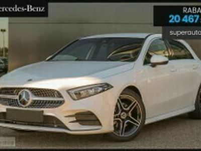 używany Mercedes 200 Klasa A W177(163KM)   AMG   + Premium + Multibeam LED