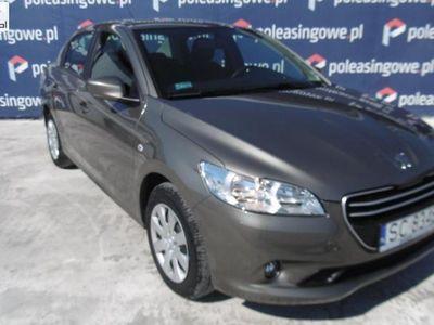 używany Peugeot 301 1.6dm3 115KM 2016r. 18 493km ABS