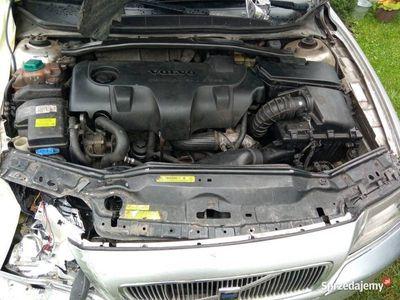 używany Volvo S80 2.4d5 NA ZCĘŚCI LUB W CAŁOSCI